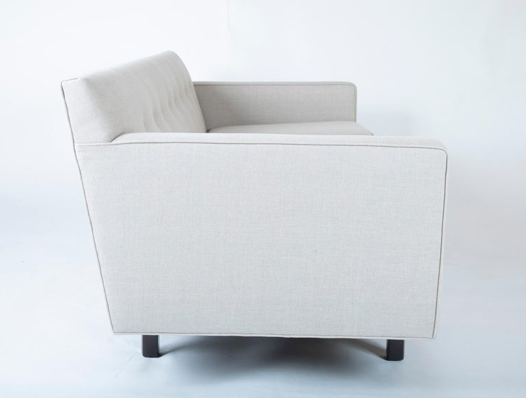 Sofa Designed by Edward Wormley and Produced by Dunbar For Sale 2