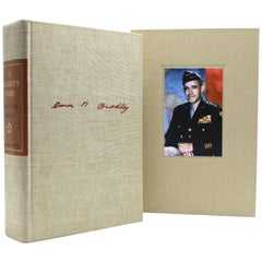Soldier's Story by Omar Bradley, Signed Limited Edition, 1951