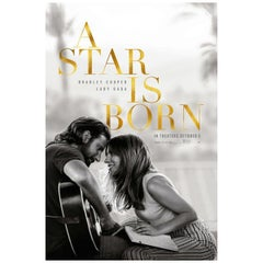 A Star Is Born '2018' Poster
