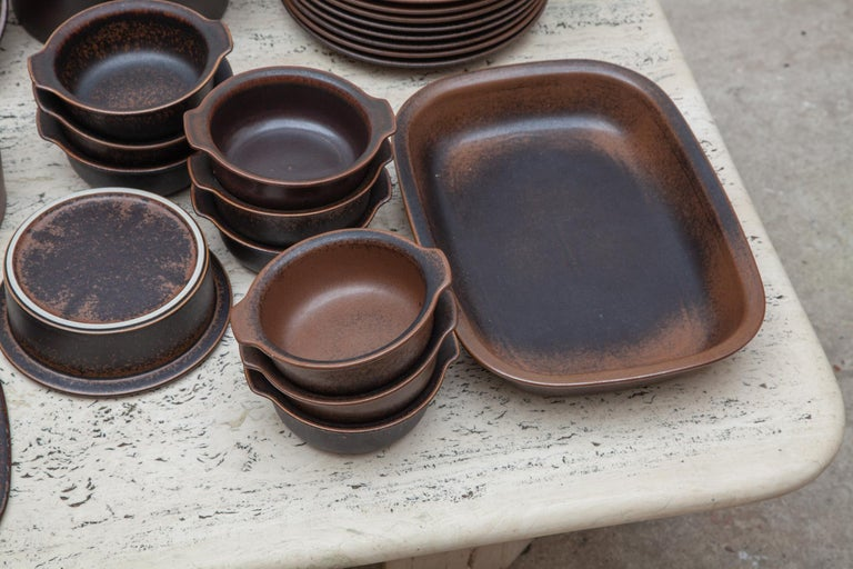 Finnish Stoneware Dinnerset
