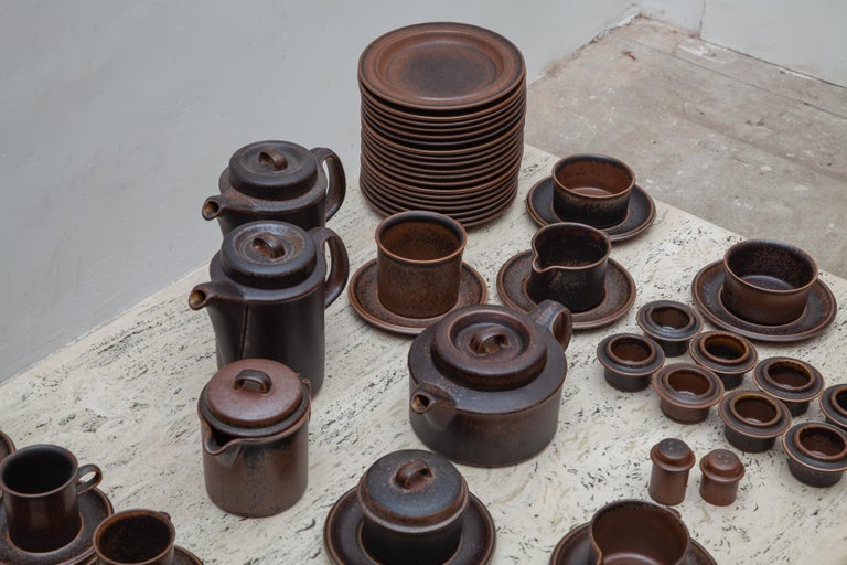 Ceramic Stoneware Dinnerset