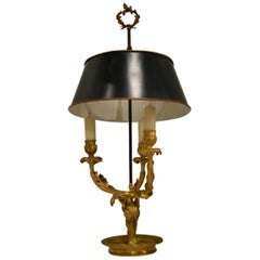 Superb Bouillette Lamp in the Louis XV Style