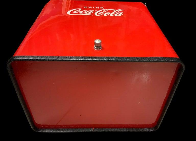 Temprite Coca Cola Large Cooler For Sale 7