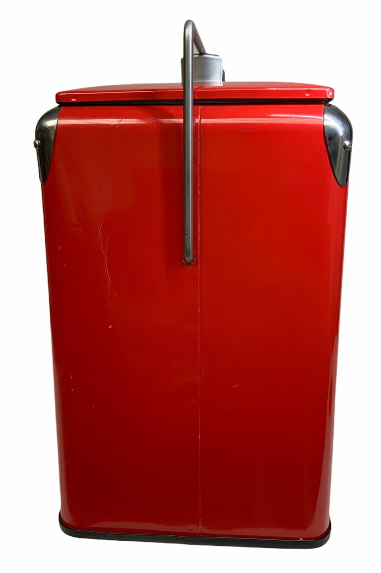 Modern Temprite Coca Cola Large Cooler For Sale