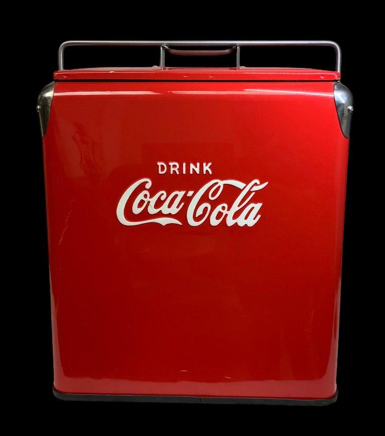 Temprite Coca Cola Large Cooler For Sale 1