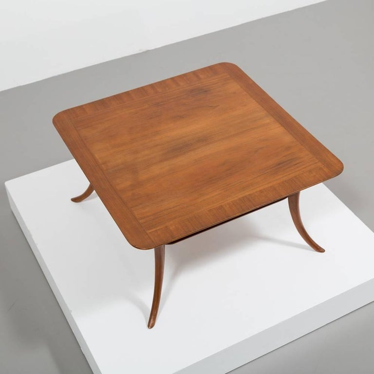Mid-20th Century T.H Robsjohn-Gibbings Coffee Table, 1950s For Sale