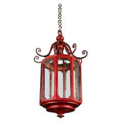 Venetian Chinoiserie Lantern