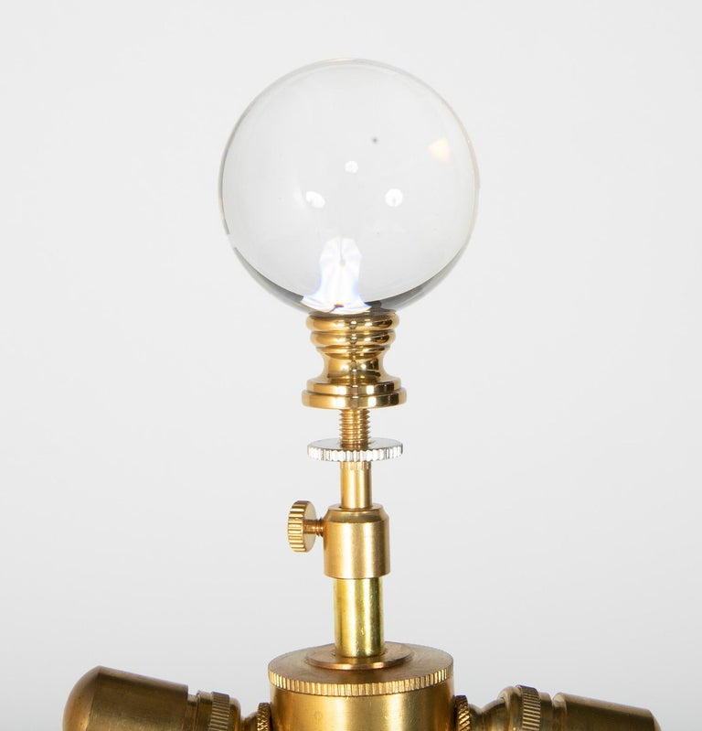Venini Glass Floor Lamp, circa 1999 For Sale 4