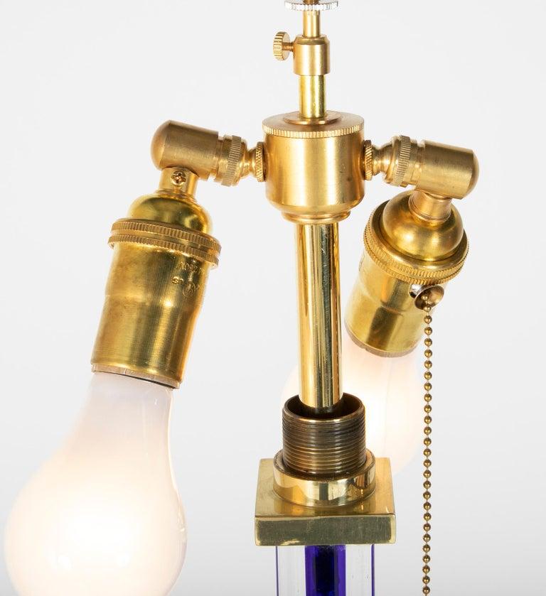 Venini Glass Floor Lamp, circa 1999 For Sale 5