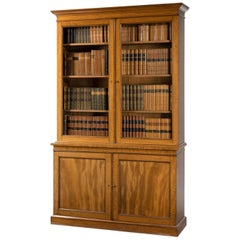 Very Good Early 19th Century Bookcase of Good Size