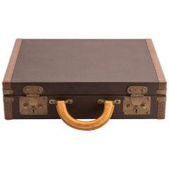 """Very Rare Louis Vuitton """"Secret Service"""" Briefcase, Paris, circa 1980"""