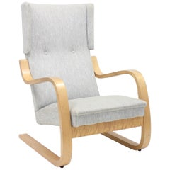 Very Special Model 36/401 Easy Chair by Alvar Aalto for Artek, Hedemora