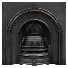 Victorian Style Arched Insert