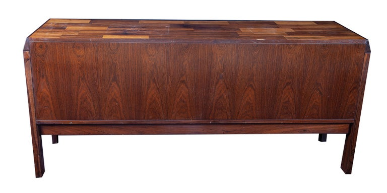 Brazilian Vintage 1960s Credenza by Jean Gillon For Sale