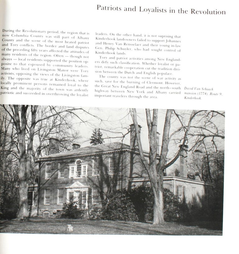 Visible Heritage-Columbia County NY, a History in Art and Architectucture, 1st For Sale 4