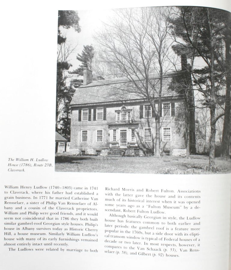 Visible Heritage-Columbia County NY, a History in Art and Architectucture, 1st For Sale 5