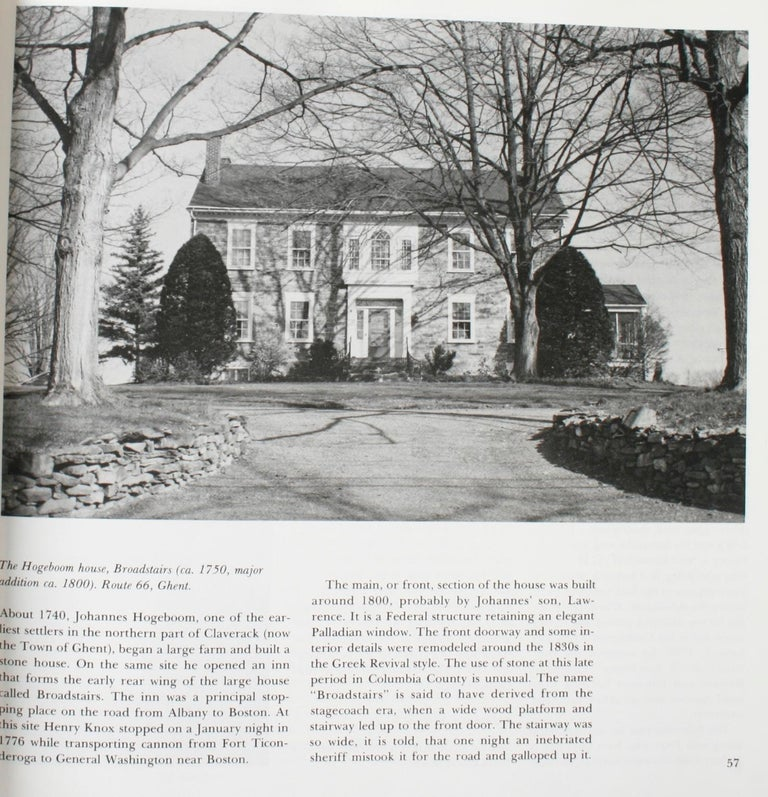 Visible Heritage-Columbia County NY, a History in Art and Architectucture, 1st For Sale 6