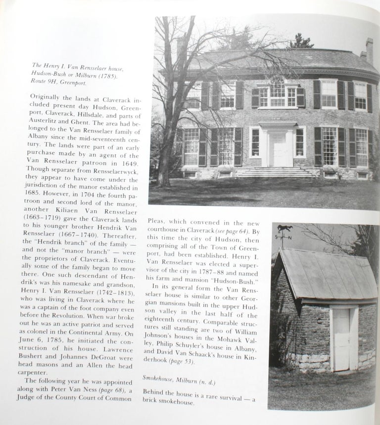 Visible Heritage-Columbia County NY, a History in Art and Architectucture, 1st For Sale 7