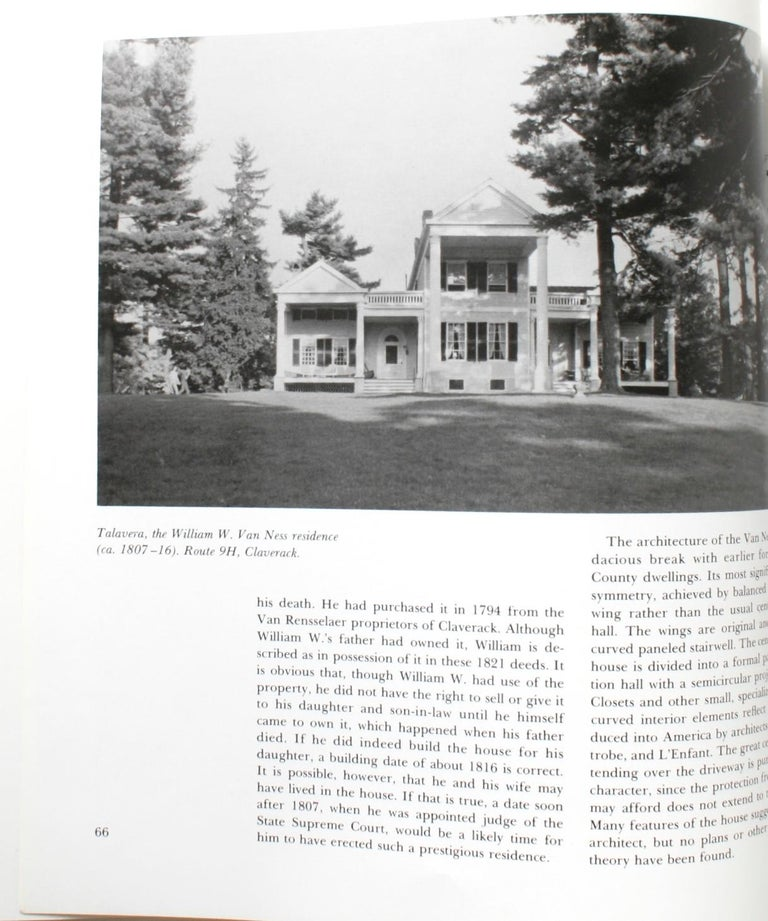 Visible Heritage-Columbia County NY, a History in Art and Architectucture, 1st For Sale 9