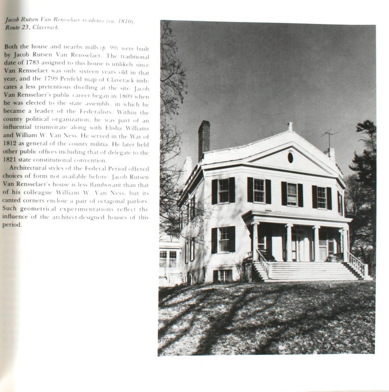 Visible Heritage-Columbia County NY, a History in Art and Architectucture, 1st For Sale 10
