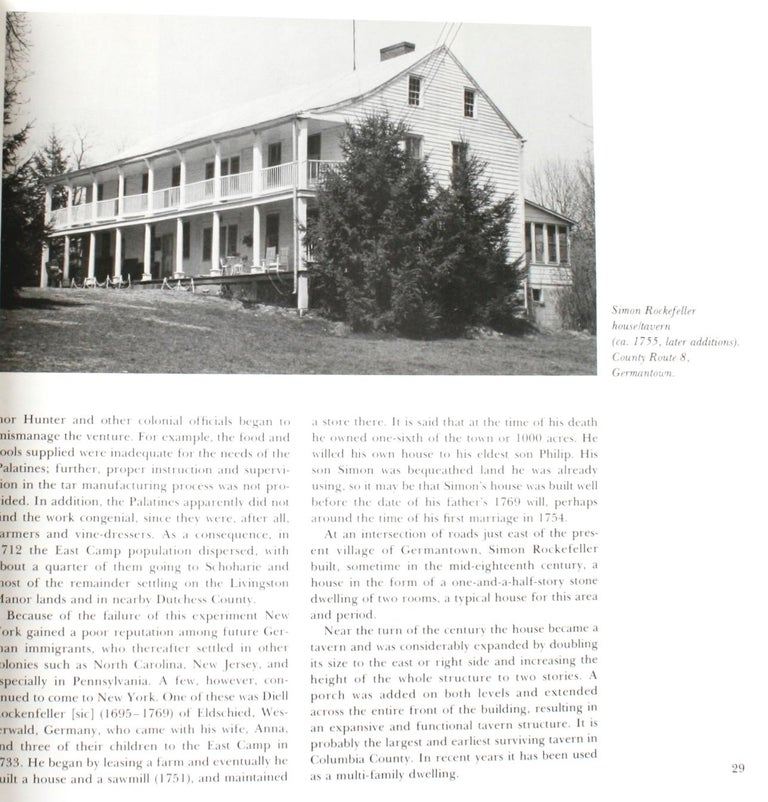 Late 20th Century Visible Heritage-Columbia County NY, a History in Art and Architectucture, 1st For Sale