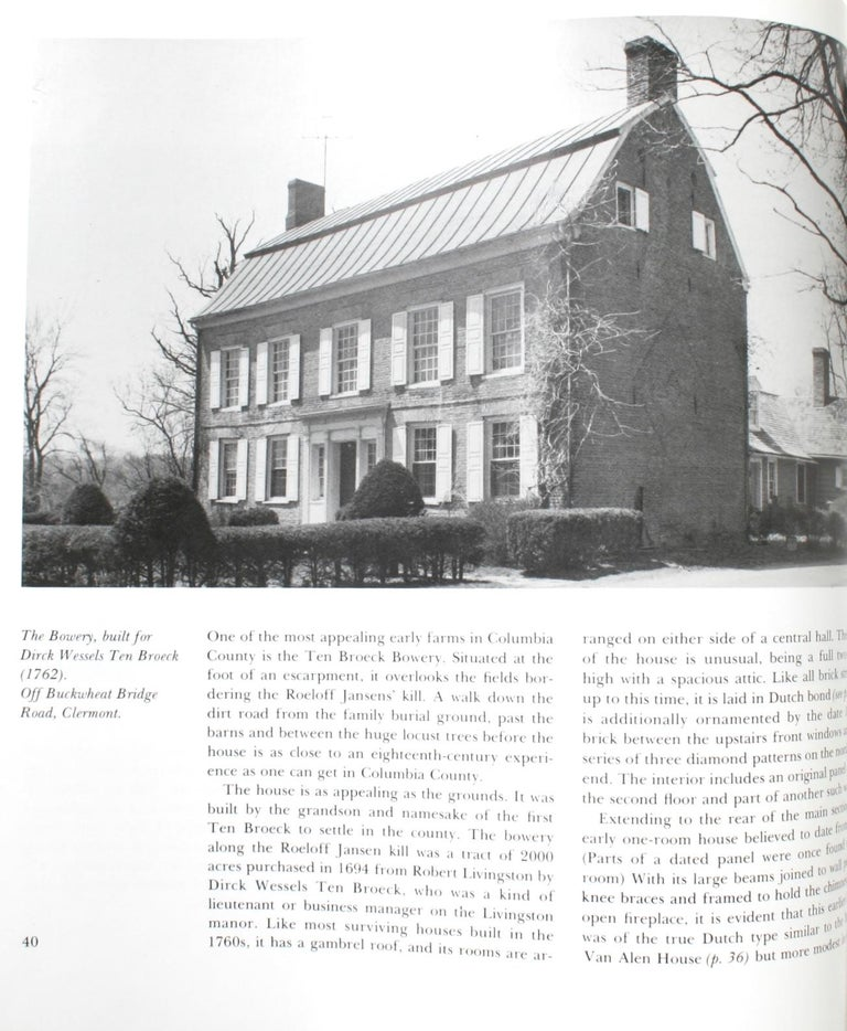 Paper Visible Heritage-Columbia County NY, a History in Art and Architectucture, 1st For Sale