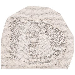 """A Wheel Stopper"" Mosaic by Toyoharu Kii"