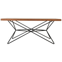 """A2"" Coffee or Dining Table by Bengt Johan Gullberg"