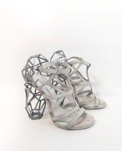 Aeriform Shoes white
