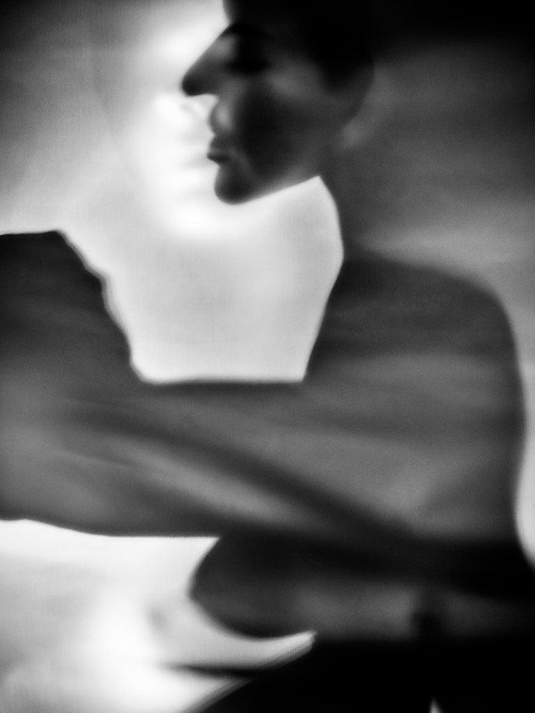 Carli Hermès Nude Photograph - Distortion - Edge
