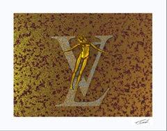 """Fashion Victims"" 2018 Utopian Sculptures Serial Prints by Fernando Crespo#100"