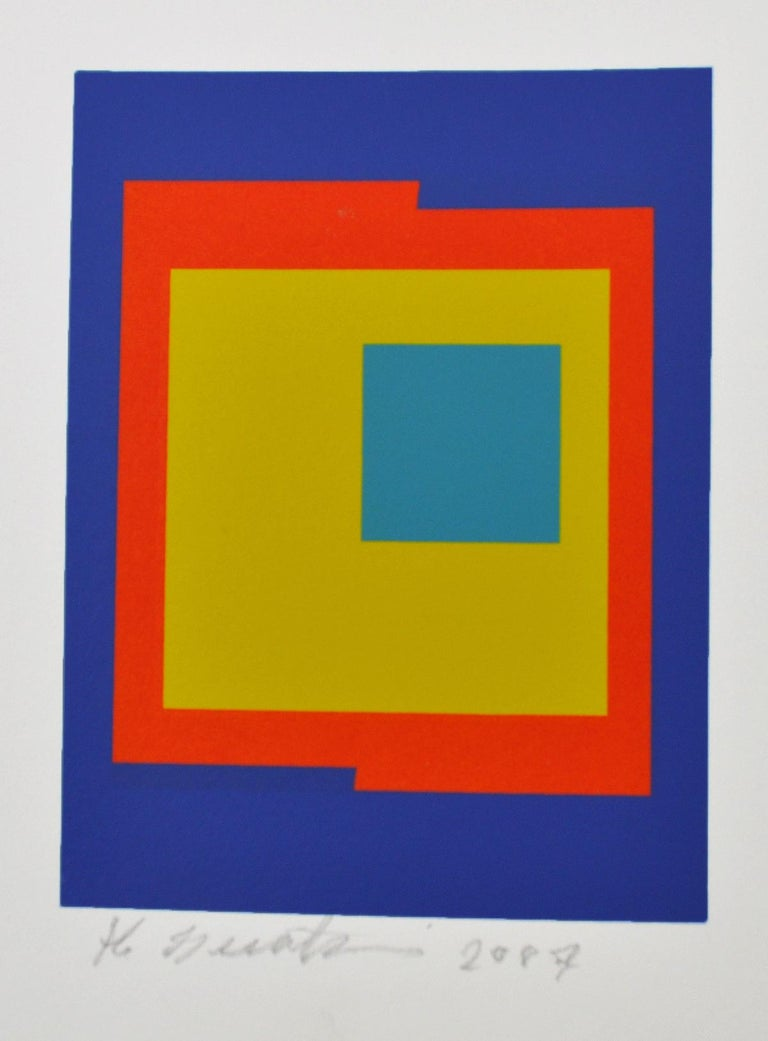 Screen Prints (3) by Ib Geertsen, signed, 2007 For Sale 3