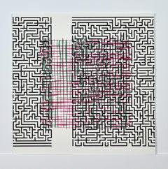 """""""Pattern Break  (delusion)"""" by Claus Handgaard Jørgensen, 2006"""