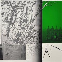 """Boyhood Dream"" Scandinavian Pop Art Screen Print"