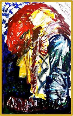 The New Breed by Carlos Puig Acrylic on Canvas