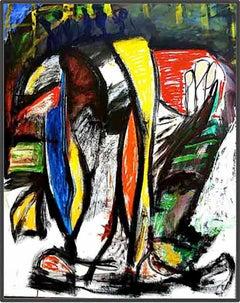 Biblical by Carlos Puig Acrylic on Canvas