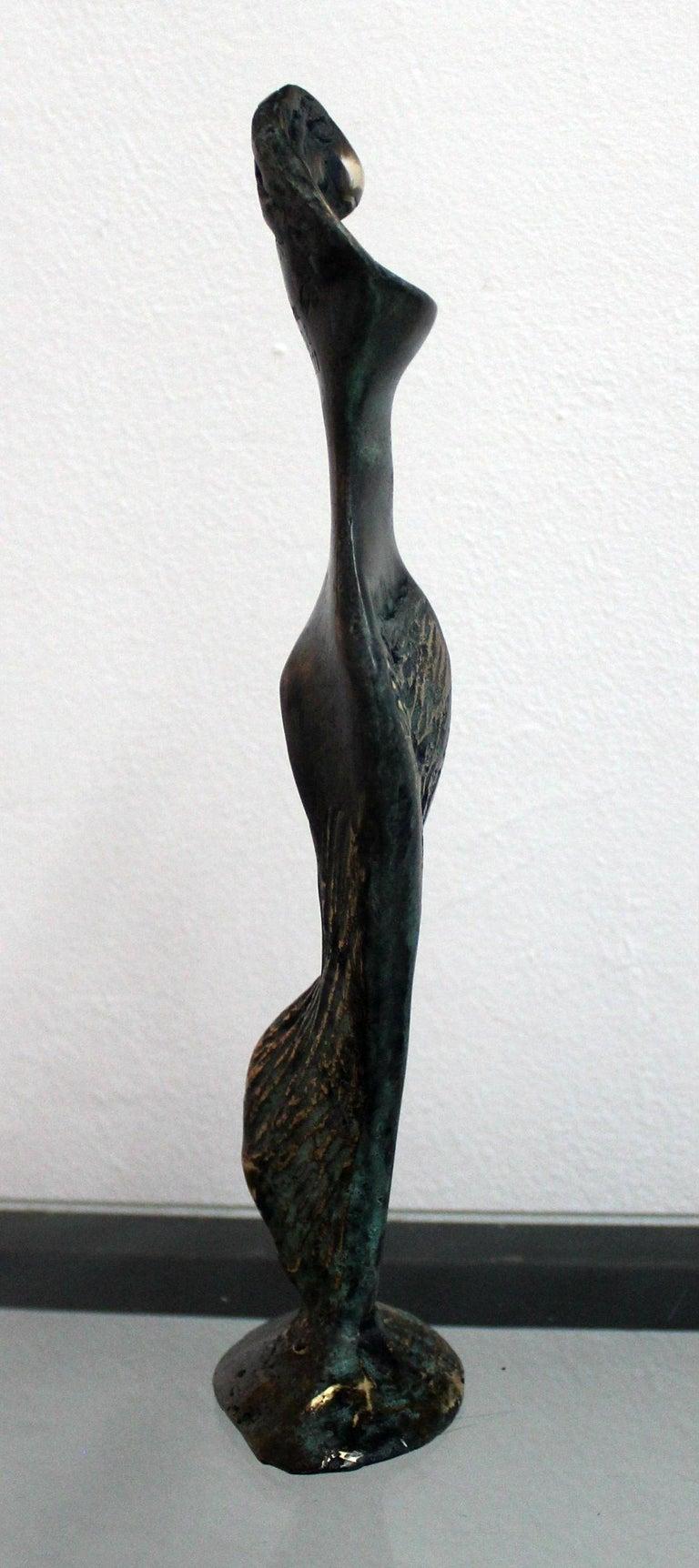 Venus - XXI Century, Contemporary Bronze Sculpture, Abstract, Figurative, Nude For Sale 2