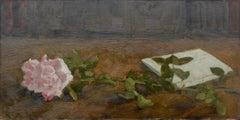 The last letter - XXI century, Oil painting, Still life