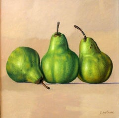 Still life - the three graces -- Contemporary Figurative Oil Painting, Realistic