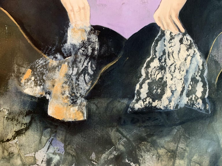 MONIKA ROSSA  studied painting at the University of Arizona, in the Ecole des Beaux Arts in Paris and at the Escuela de Diseno in Barcelona. She practices drawing and easel painting. Her works have been exhibited in Poland, Spain and the United