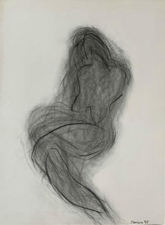 Abstract Figurative Drawings and Watercolours