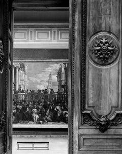 Louvre, Aile Denon, Les noces de Cana de Veronese, Paris, France