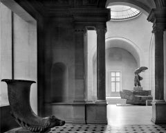 Louvre, Aile Denon, La Victoire de Samothrace, Paris, France