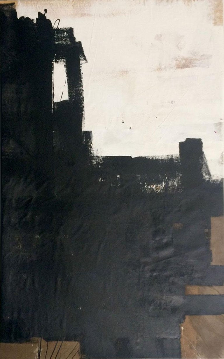 Meighan Morrison Abstract Painting - Untitled #72318