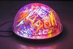 AHAHAH, Half Dome Neon (Large)