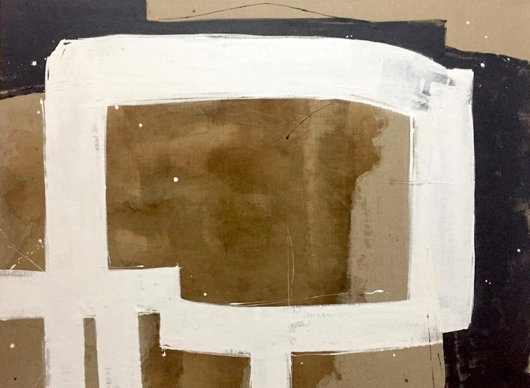 Meighan Morrison Abstract Painting - Untitled #11119
