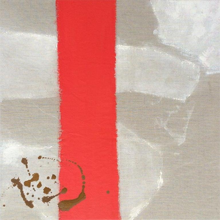 Meighan Morrison Still-Life Painting - Insurgent