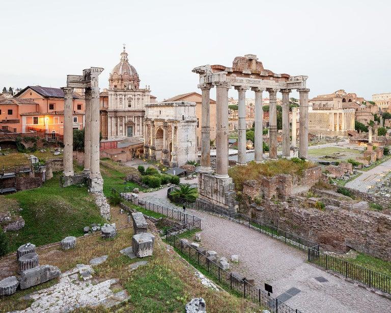 Mac Oller Interior Print - Forum Romanum, Rome, Italy