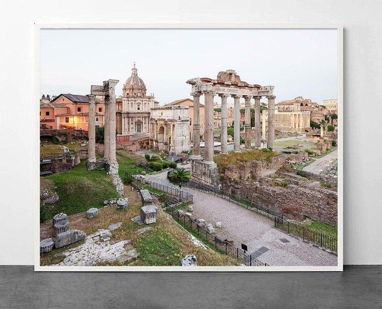 Forum Romanum, Rome, Italy - Print by Mac Oller