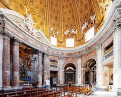 The Church of Saint Andrew's at the Quirinal, Rome, Italy